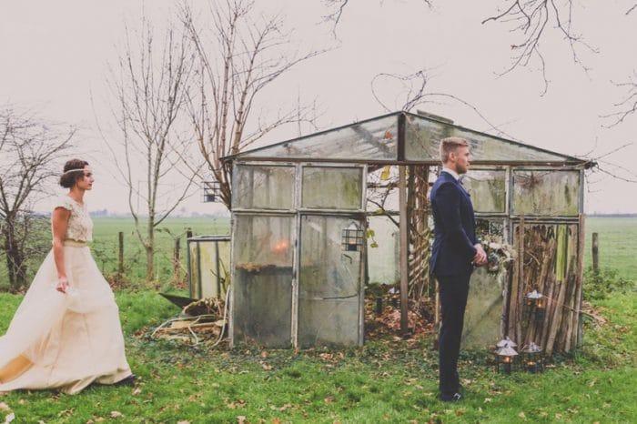 Trouwblog: Winterwedding styled shoot